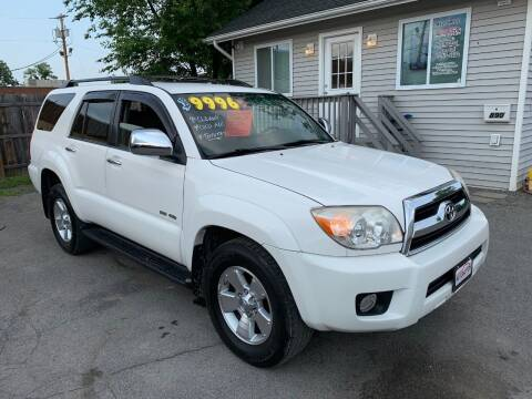 2006 Toyota 4Runner for sale at Automotion Auto Sales Inc in Kingston NY