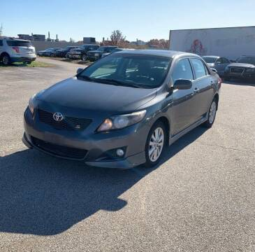 2010 Toyota Corolla for sale at STARLITE AUTO SALES LLC in Amelia OH