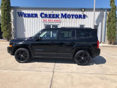 2012 Jeep Patriot for sale at Weber Creek Motors in Corpus Christi TX
