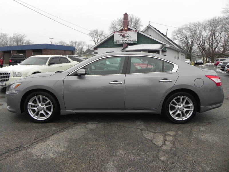 2009 Nissan Maxima for sale at Car Now in Mount Zion IL