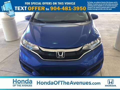 2018 Honda Fit for sale at Honda of The Avenues in Jacksonville FL