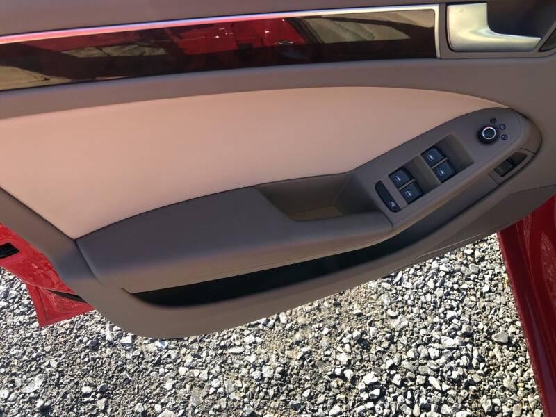 2012 Audi A4 AWD 2.0T quattro Premium 4dr Sedan 8A - East Freedom PA