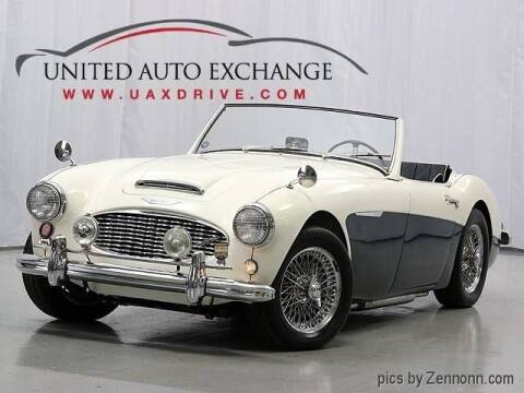1958 Austin-Healey 100-6 BN4 for sale at United Auto Exchange in Addison IL