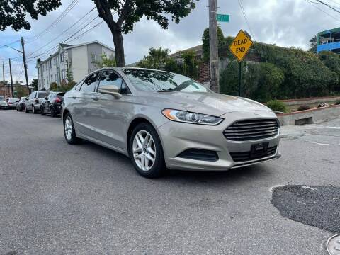 2015 Ford Fusion for sale at Kapos Auto, Inc. in Ridgewood NY