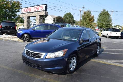 2008 Honda Accord for sale at I-DEAL CARS in Camp Hill PA