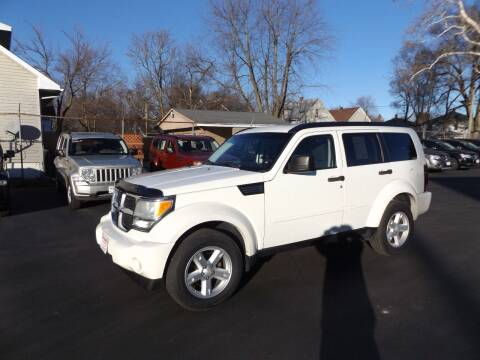 2007 Dodge Nitro for sale at Goodman Auto Sales in Lima OH