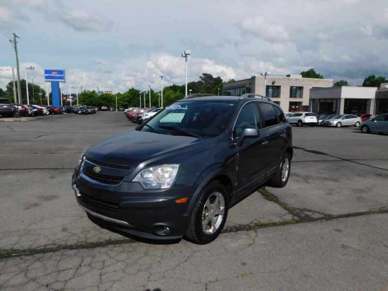 2013 Chevrolet Captiva Sport for sale at Paniagua Auto Mall in Dalton GA