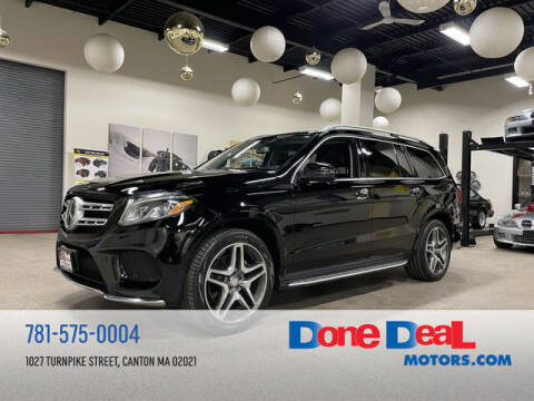 2017 Mercedes-Benz GLS for sale at DONE DEAL MOTORS in Canton MA