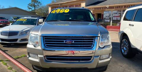 2008 Ford Explorer for sale at Bobby Lafleur Auto Sales in Lake Charles LA