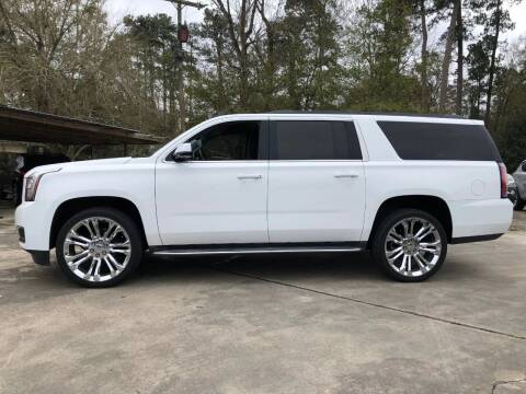 2015 GMC Yukon XL for sale at Bobby Lafleur Auto Sales in Lake Charles LA