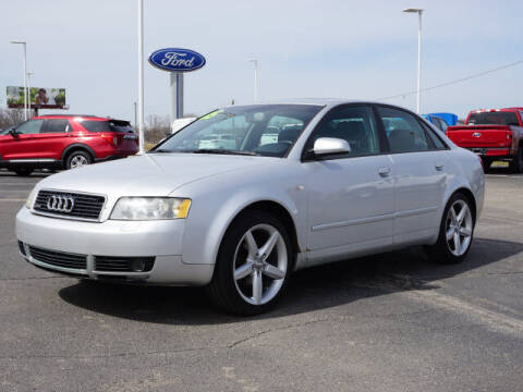 2005 Audi A4 for sale at FOWLERVILLE FORD in Fowlerville MI
