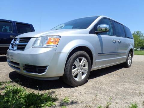 2008 Dodge Grand Caravan for sale at RPM AUTO SALES in Lansing MI