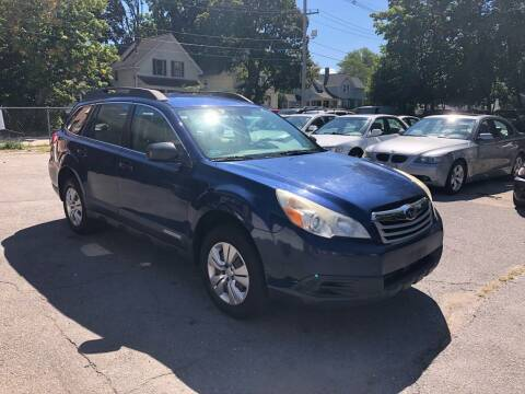 2010 Subaru Outback for sale at Emory Street Auto Sales and Service in Attleboro MA