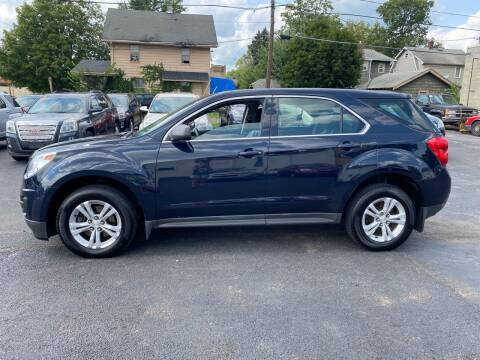 2015 Chevrolet Equinox for sale at E & A Auto Sales in Warren OH