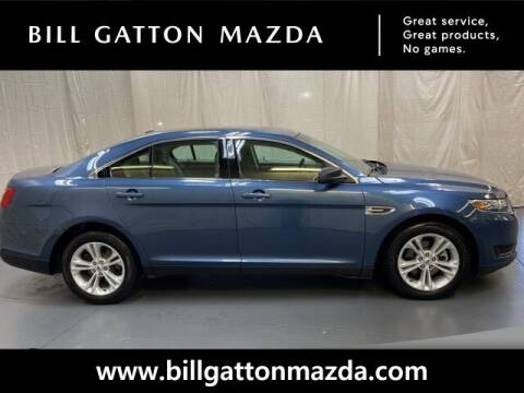 2018 Ford Taurus for sale at Bill Gatton Used Cars - BILL GATTON ACURA MAZDA in Johnson City TN