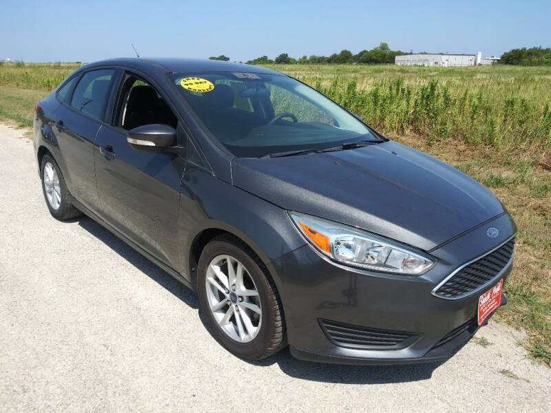 2016 Ford Focus for sale at South Point Auto Sales in Buda TX