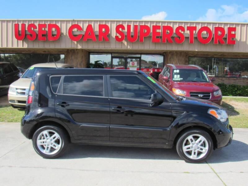 2011 Kia Soul for sale at Checkered Flag Auto Sales NORTH in Lakeland FL