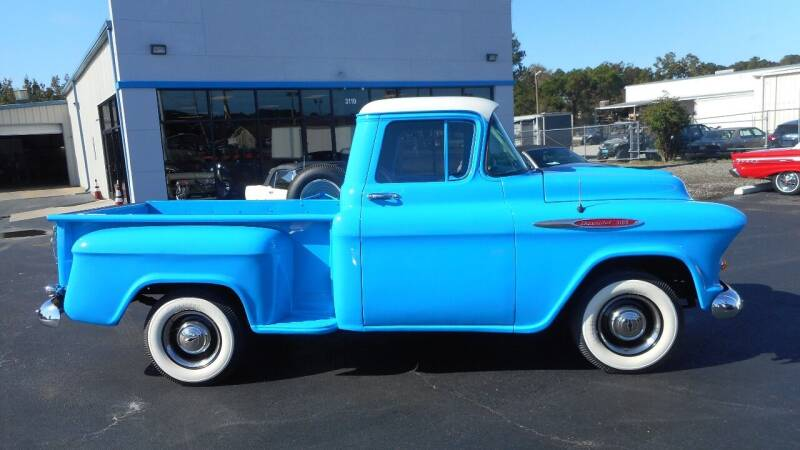 1957 Chevrolet 3100 for sale at Classic Connections in Greenville NC