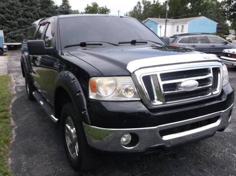 2007 Ford F-150 for sale at Straight Line Motors LLC in Fort Wayne IN