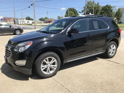 2016 Chevrolet Equinox for sale at Kemper Motors Inc in Cameron MO