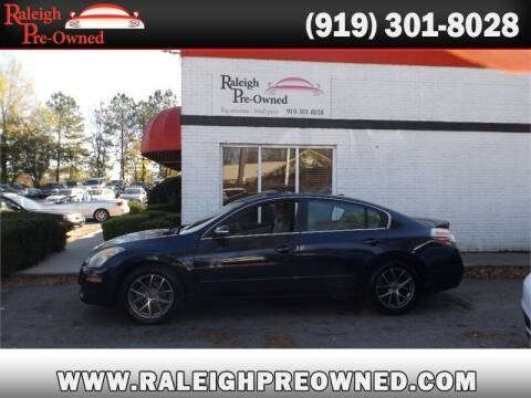 2008 Nissan Altima for sale at Raleigh Pre-Owned in Raleigh NC