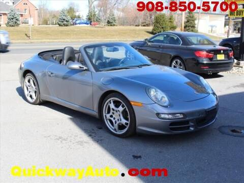 2006 Porsche 911 for sale at Quickway Auto Sales in Hackettstown NJ