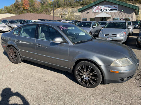 2005 Volkswagen Passat for sale at Gilly's Auto Sales in Rochester MN