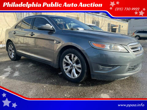 2012 Ford Taurus for sale at Philadelphia Public Auto Auction in Philadelphia PA