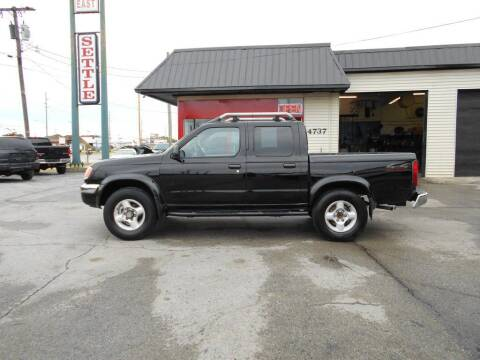 2000 Nissan Frontier for sale at Settle Auto Sales TAYLOR ST. in Fort Wayne IN