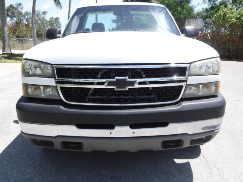 2006 Chevrolet Silverado 2500HD for sale at Seven Mile Motors, Inc. in Naples FL