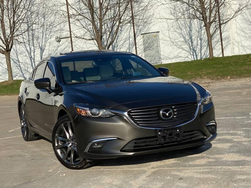 2017 Mazda MAZDA6 for sale at MILANA MOTORS in Omaha NE