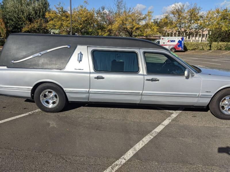 1996 Lincoln Town Car Executive 4dr Sedan - Portland OR