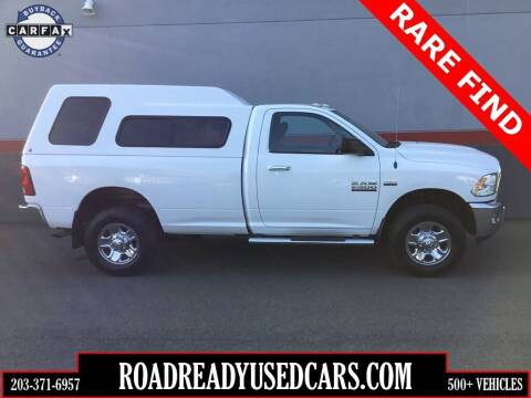 2014 RAM Ram Pickup 2500 for sale at Road Ready Used Cars in Ansonia CT