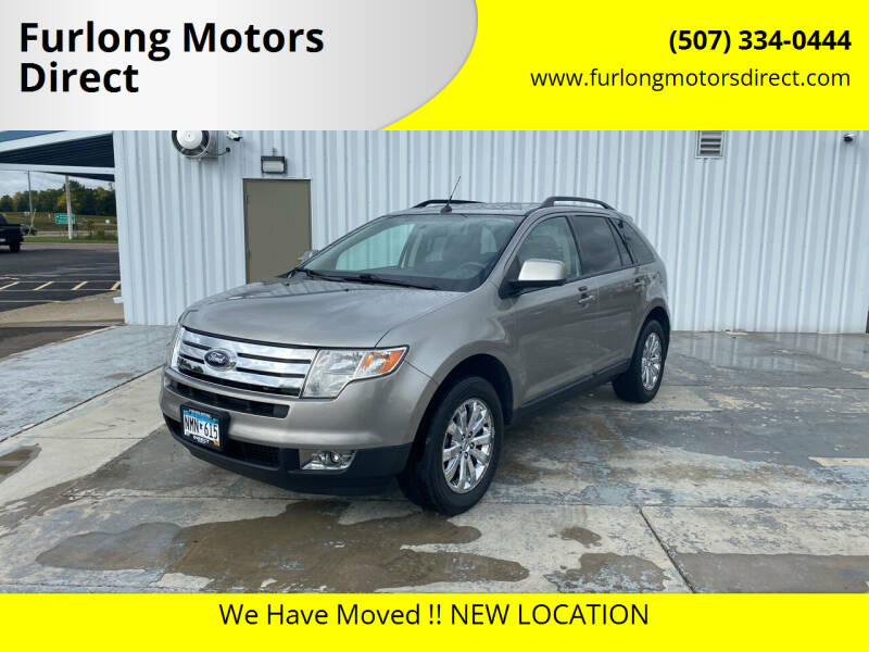 2008 Ford Edge for sale at Furlong Motors Direct in Faribault MN