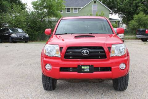 2005 Toyota Tacoma for sale at Bailey & Sons Motor Co in Lyndon KS