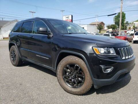 2014 Jeep Grand Cherokee for sale at McAdenville Motors in Gastonia NC