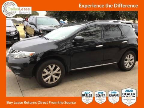 2014 Nissan Murano for sale at Dallas Auto Finance in Dallas TX