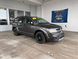 2018 Dodge Journey for sale at GRAFF CHEVROLET BAY CITY in Bay City MI