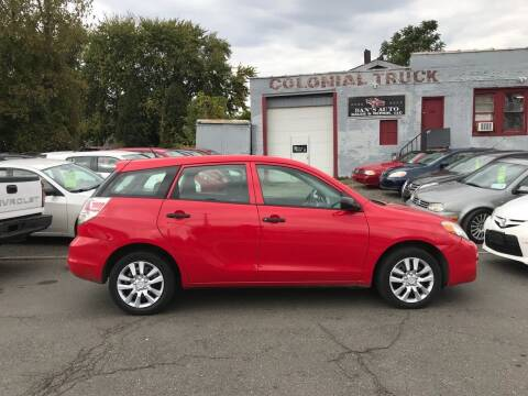 2007 Toyota Matrix for sale at Dan's Auto Sales and Repair LLC in East Hartford CT