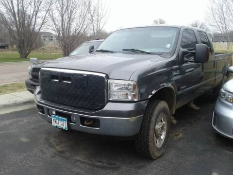 2005 Ford F-350 Super Duty for sale at Geareys Auto Sales of Sioux Falls, LLC in Sioux Falls SD