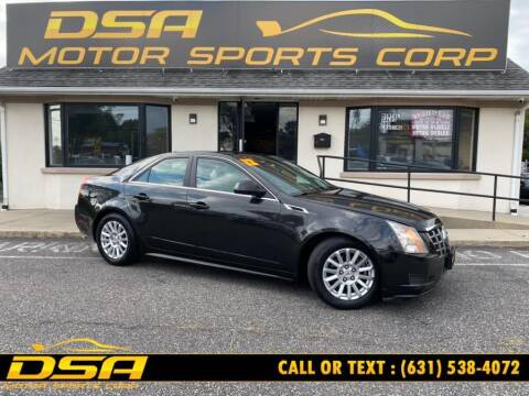 2012 Cadillac CTS for sale at DSA Motor Sports Corp in Commack NY