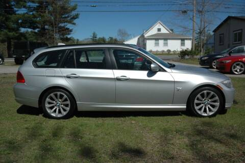 2012 BMW 3 Series for sale at Bruce H Richardson Auto Sales in Windham NH