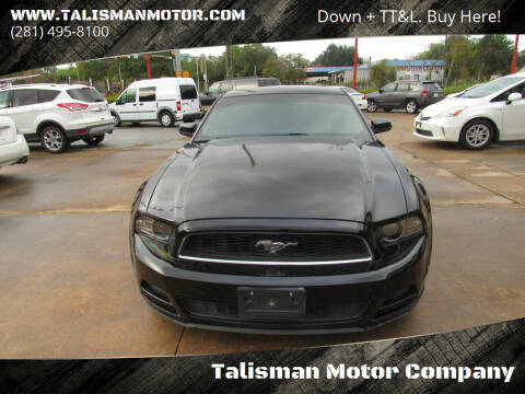 2014 Ford Mustang for sale at Don Jacobson Automobiles in Houston TX