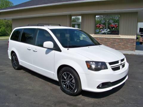 2018 Dodge Grand Caravan for sale at RPM Auto Sales in Mogadore OH