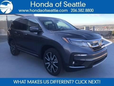 2022 Honda Pilot for sale at Honda of Seattle in Seattle WA