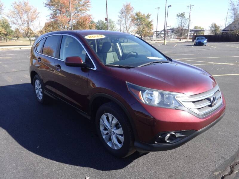 2013 Honda CR-V for sale at Just Drive Auto in Springdale AR