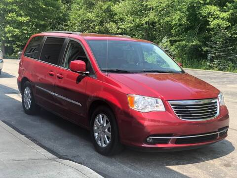 2014 Chrysler Town and Country for sale at Elite Auto Sales in North Dartmouth MA