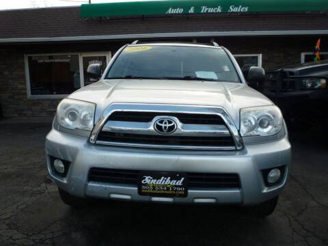 2006 Toyota 4Runner for sale at Sindibad Auto Sale, LLC in Englewood CO