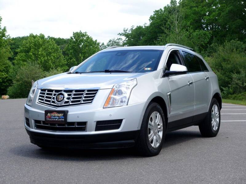 2013 Cadillac SRX for sale at Auto Mart in Derry NH