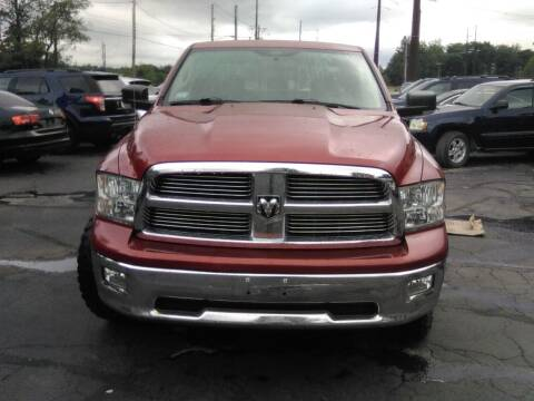 2009 Dodge Ram Pickup 1500 for sale at Albi's Auto Service and Sales in Archbald PA